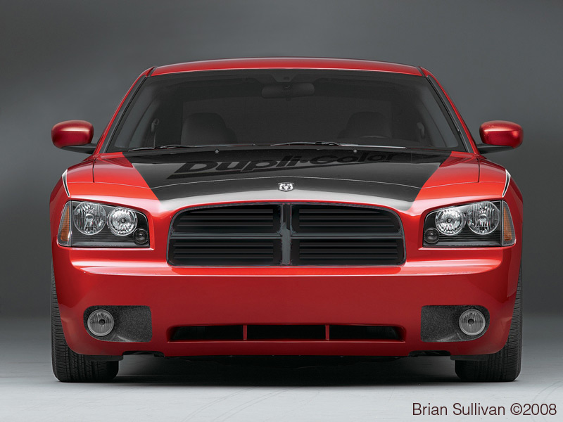 06 dodge charger: