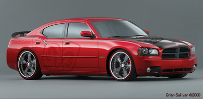 2006 dodge charger concept