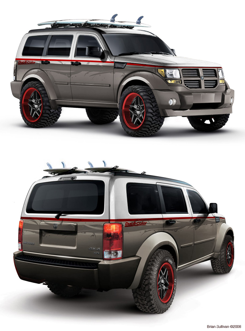 nicewall Dodge Nitro