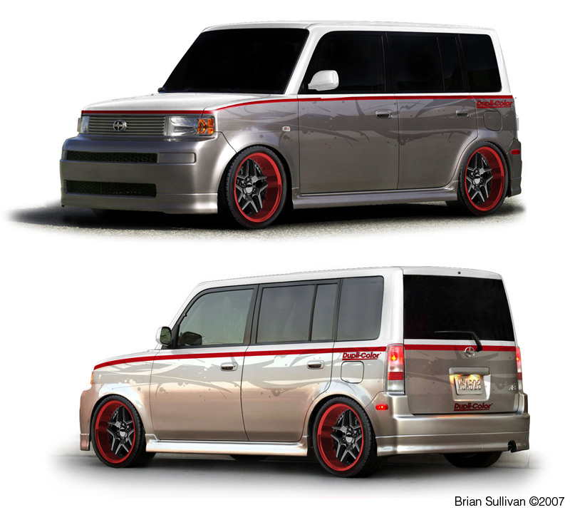 Bmw Xb: 2007 Scion XB