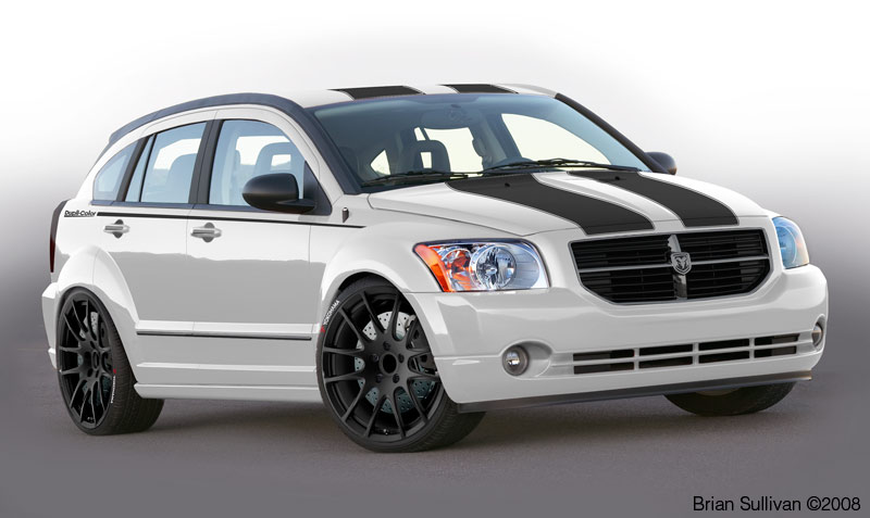 2008 Dodge Caliber Concept photo - 3